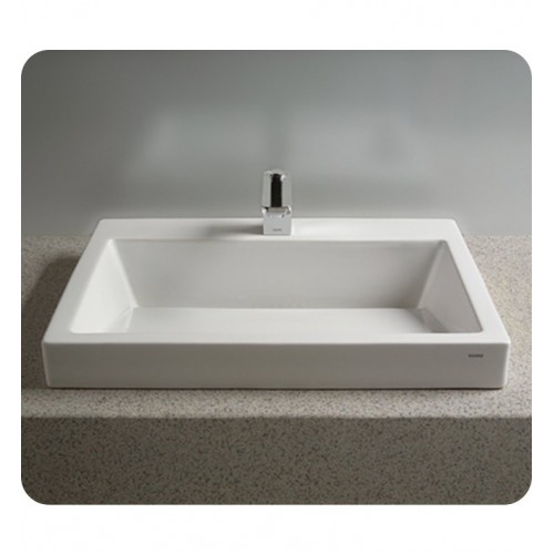 TOTO LT171G Kiwami® Renesse® Design I Vessel Lavatory with SanaGloss®