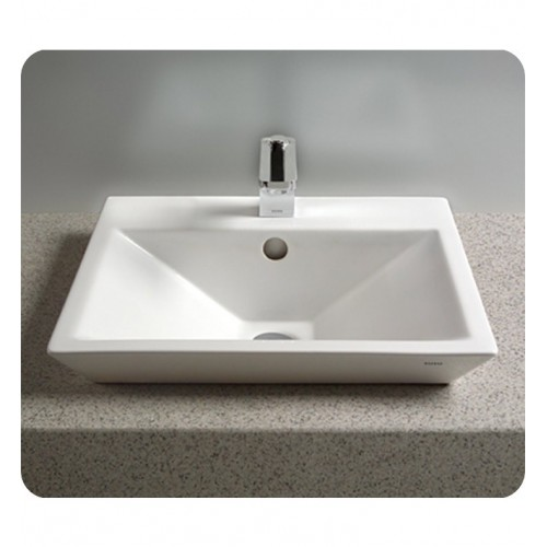 TOTO LT172G Kiwami® Renesse® Design II Vessel Lavatory with SanaGloss®