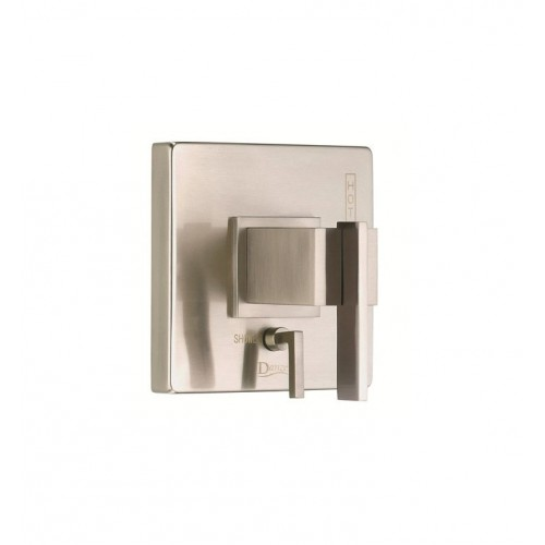 Danze D500444BNT Sirius™ Trim Only for Single Handle Pressure Balance Valve with Diverter in Brushed Nickel