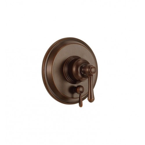 Danze D500457BRT Opulence™ Trim Kit For Valve Only with Diverter in Tumbled Bronze