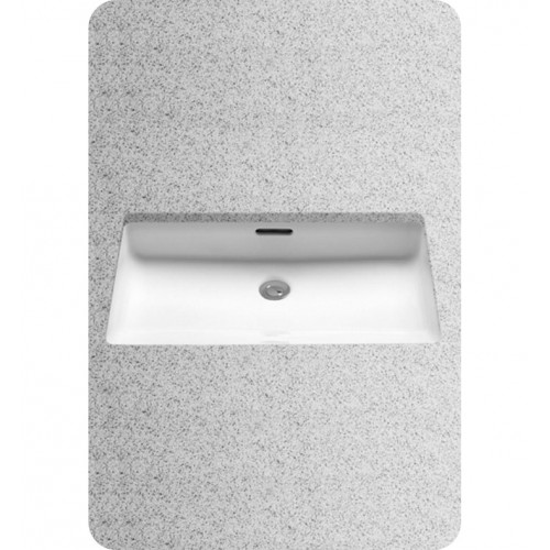 TOTO LT191G Undercounter Lavatory, with SanaGloss