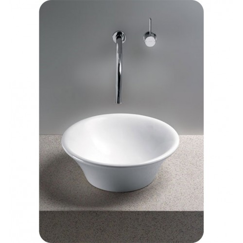 TOTO LT524G Alexis® Vessel Lavatory with SanaGloss®