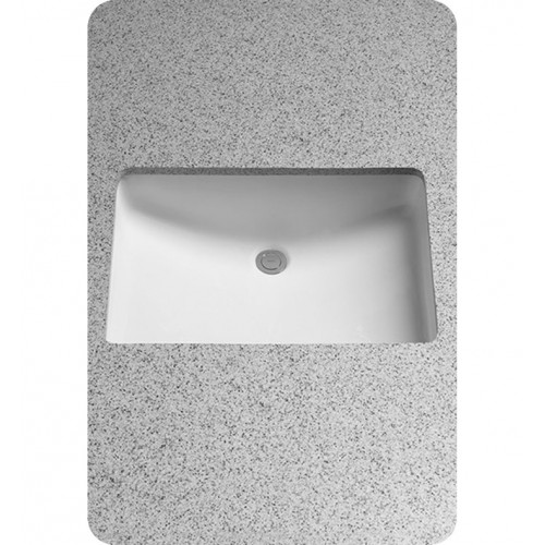 TOTO LT542G Undercounter Lavatory with SanaGloss® - ADA