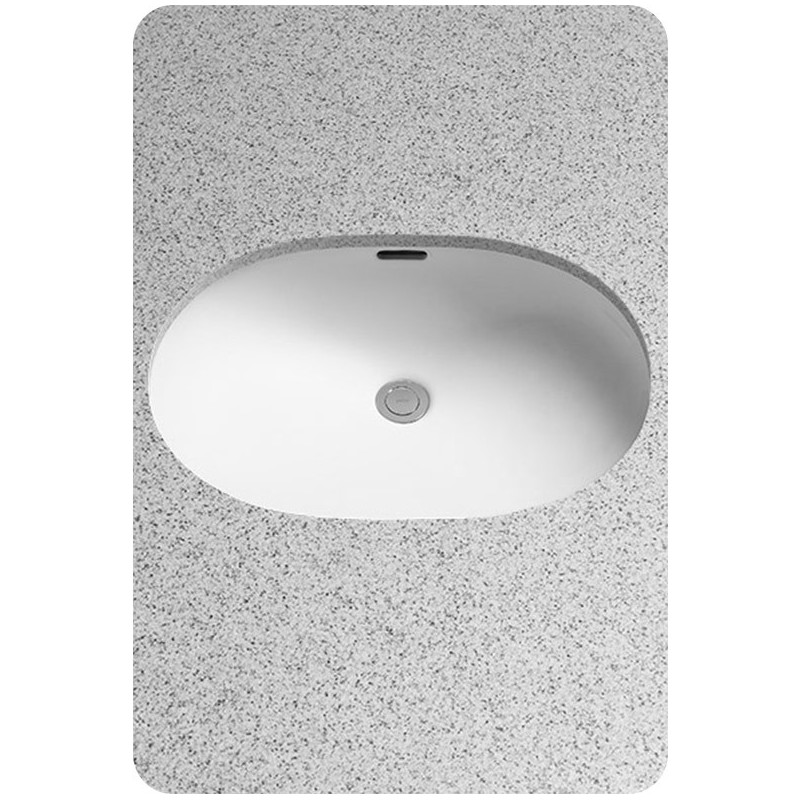 TOTO LT546G Undercounter Lavatory with SanaGloss® - ADA