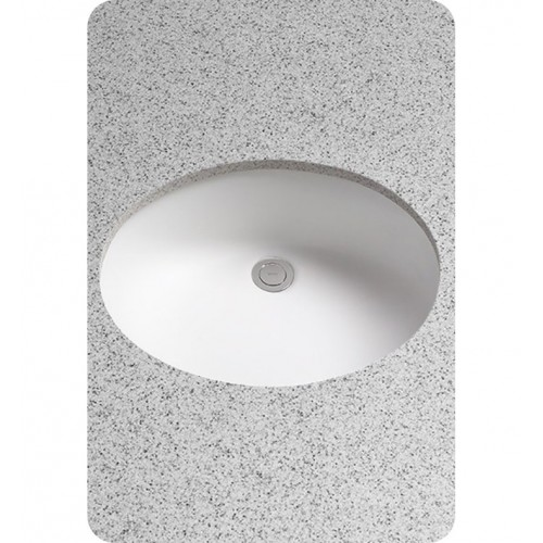 TOTO LT579G Rendezvous® Undercounter Lavatory with SanaGloss® - ADA