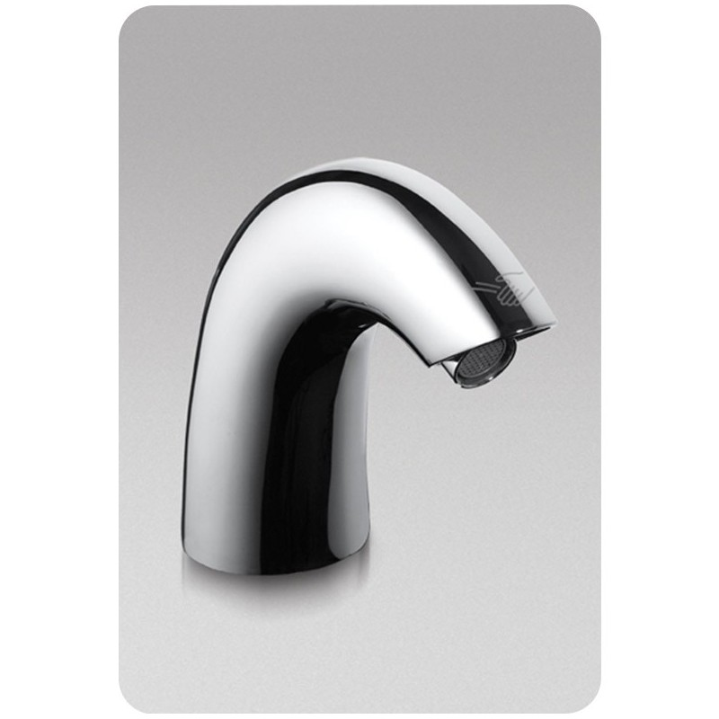 TOTO TEL5LS10 TEL5LS10 Electronic Bathroom Faucet with Sensored 10 Second Continuous Flow