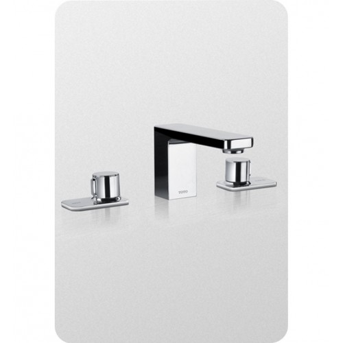 TOTO TL170DDALQ Kiwami® Renesse® Widespread Lavatory Faucet, without Pop-up Drain