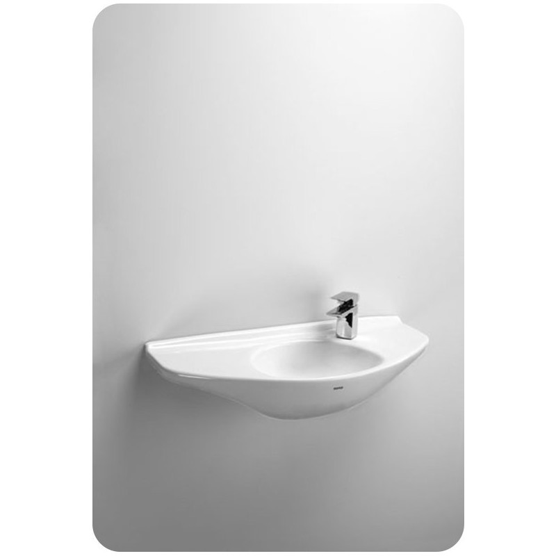 TOTO LT650G Wall Mount Lavatory with SanaGloss®
