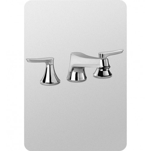 TOTO TL230DD Wyeth™ Widespread Lavatory Faucet