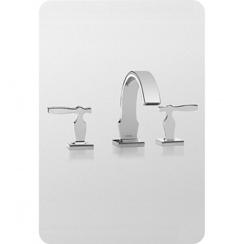 TOTO TL626DD Aimes® Widespread Lavatory Faucet