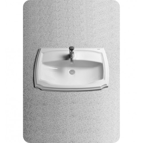 TOTO LT971 Guinevere® Self-Rimming Lavatory - ADA