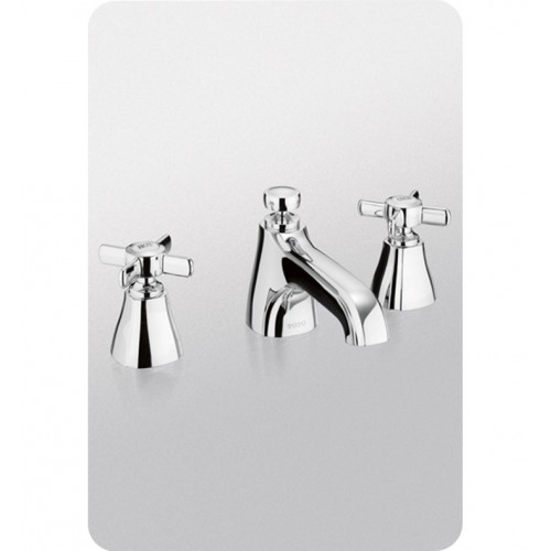 TOTO TL970DDLQ Guinevere Widespread Lavatory Faucet, 1.5 GPM
