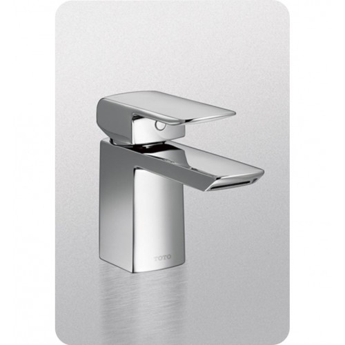 TOTO TL960SDLQ Soirée Single Handle Bathroom Faucet with Pop-Up Drain
