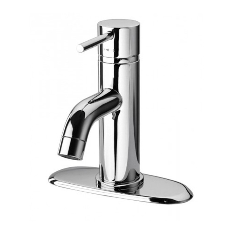 LaToscana 78CR211 Elba Single Handle Lavatory Faucet in Chrome