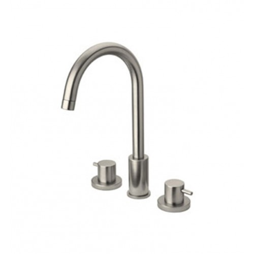 LaToscana 78CR214 Elba Widespread Lavatory Faucet in Chrome