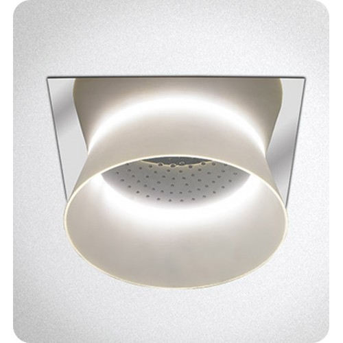 TOTO TS626KG Aimes® Ceiling-Mount Showerhead with LED Lighting