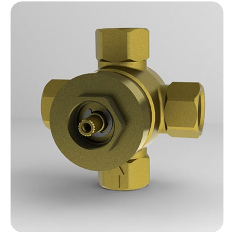 TOTO TSMXW Three-Way Diverter Valve
