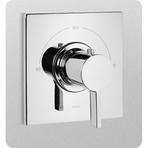 TOTO TS624T Legato® Thermostatic Mixing Valve Trim