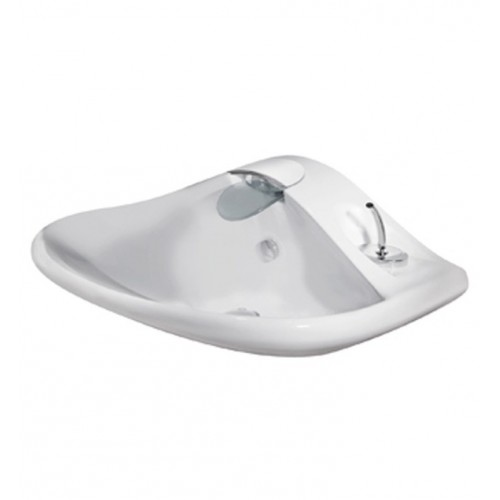 LaToscana P73VR290BC Morgana Above Counter Sink with Built-in Single Lever Control