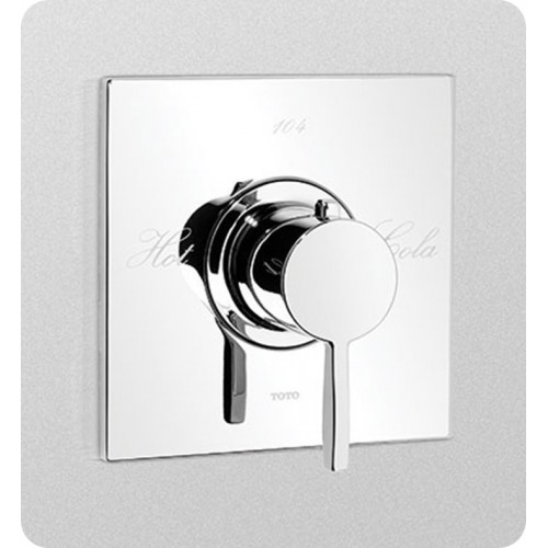 TOTO TS626T Aimes® Thermostatic Mixing Valve Trim