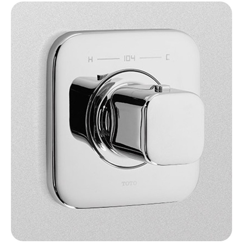 TOTO TS630T Upton™ Thermostatic Mixing Valve Trim