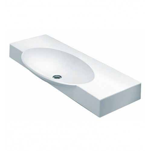 LaToscana L1180 Swing Wall Mount Above Counter Sink with Optional Towel Bar