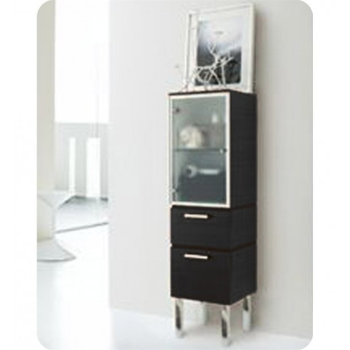 LaToscana 7003-162 Asia 85 Collection Black Low Linen Tower
