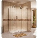 Fleurco KSPR Kinetik In Line Door and Panel with Return Panel (Two Sided)