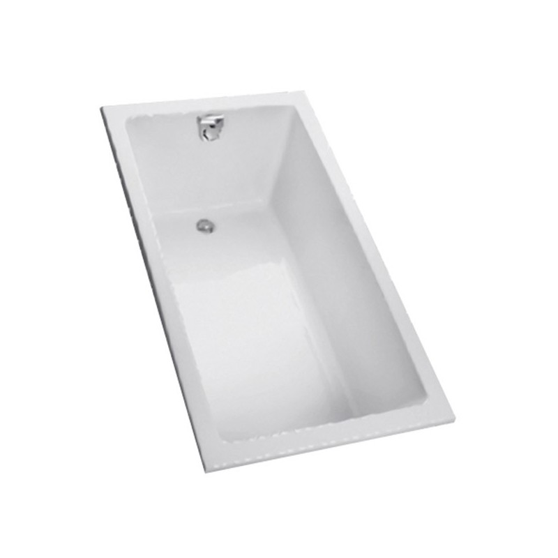 TOTO FBY1550P Enameled Cast Iron Bathtub