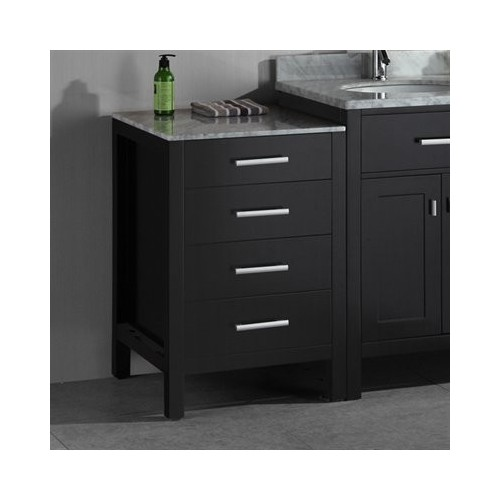"London 20"" Cabinet in Espresso"