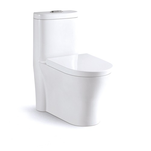Alya Dual Flush One Piece Toilet